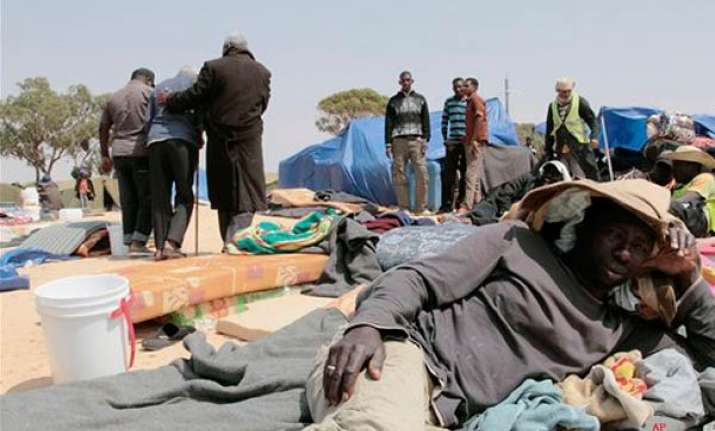 150 people drowned in ship capsize off tunisia coast