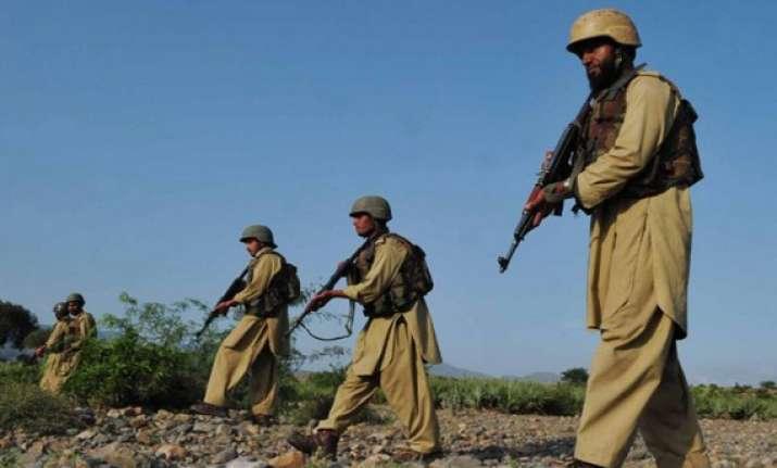 8 pak securitymen 18 taliban killed in fierce clash
