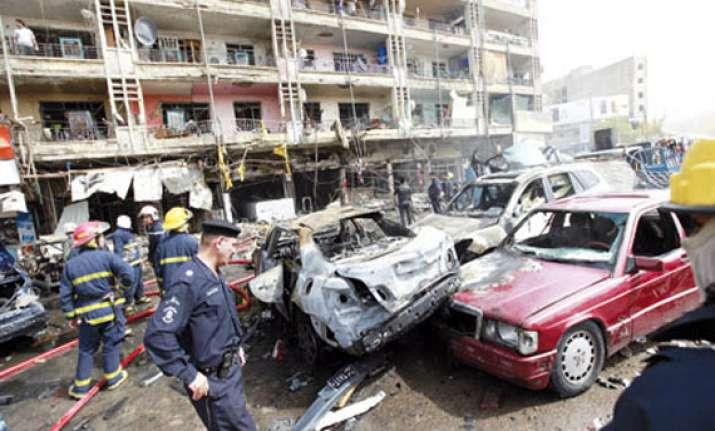 19 killed in baghdad car bomb attacks