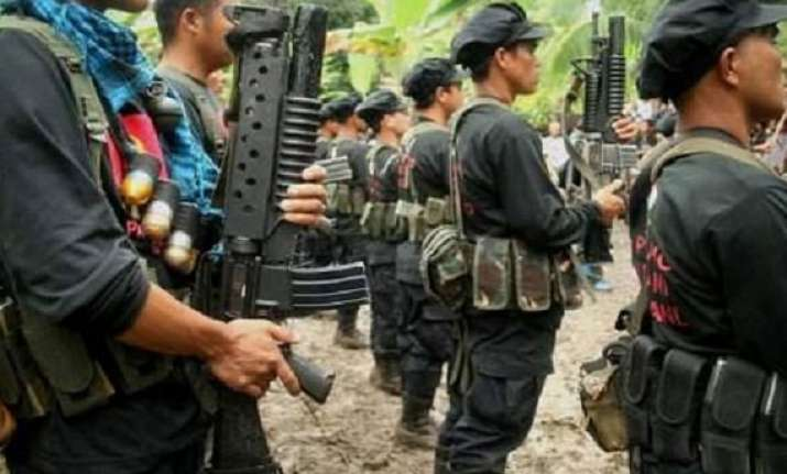 11 killed in philippine army clash with rebels