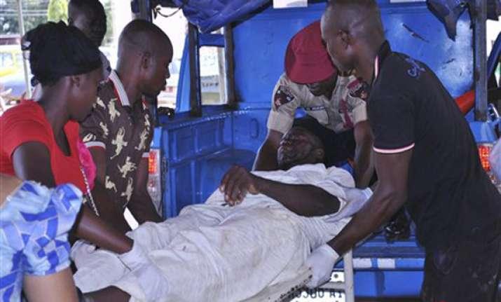 52 killed in nigeria church bombings