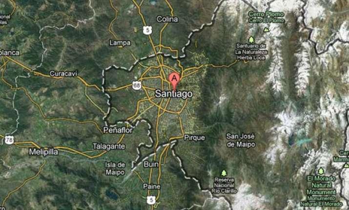 6.1 magnitude quake strikes chile