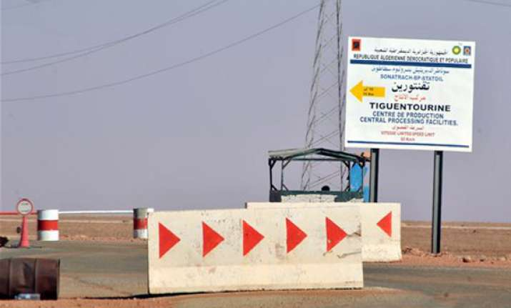 32 militants killed with 23 hostages algeria
