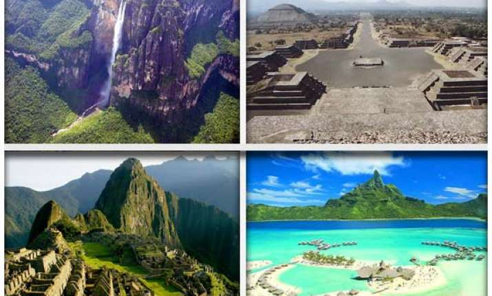 7 near wonders of the world