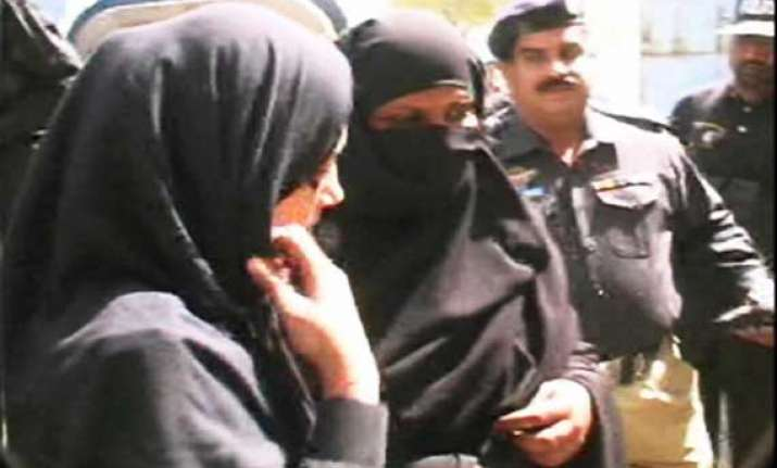 2 of 4 women condemned to death by tribal jirga are alive