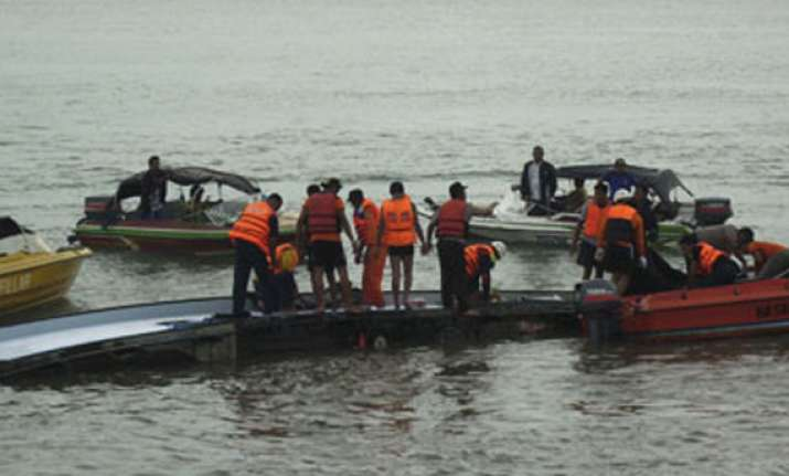 110 rescued 90 still missing after boat capsizes off