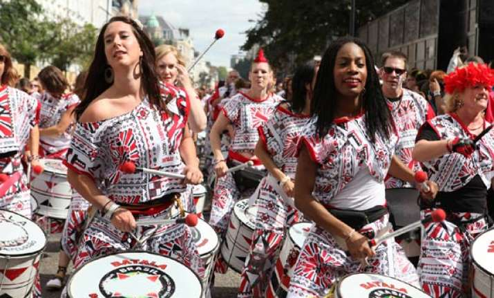 252 arrested during notting hill carnival in london