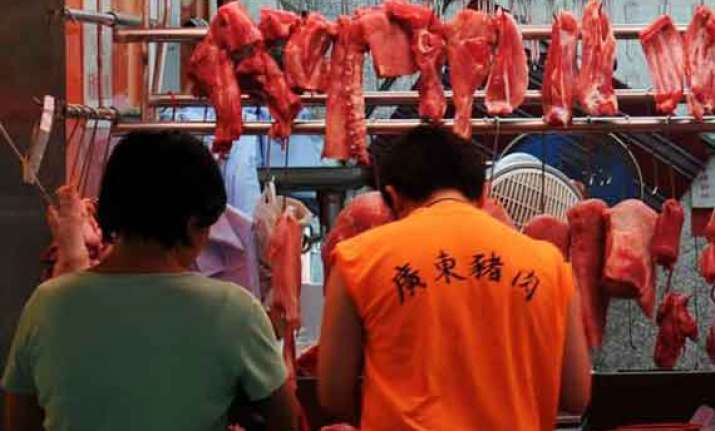 38 arrested for selling contaminated chicken in china