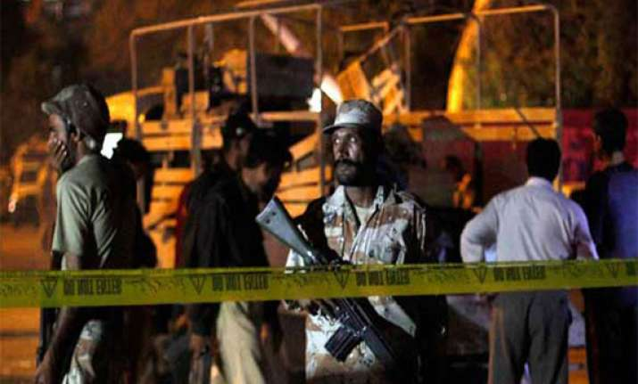 11 children killed in blast near football stadium in karachi