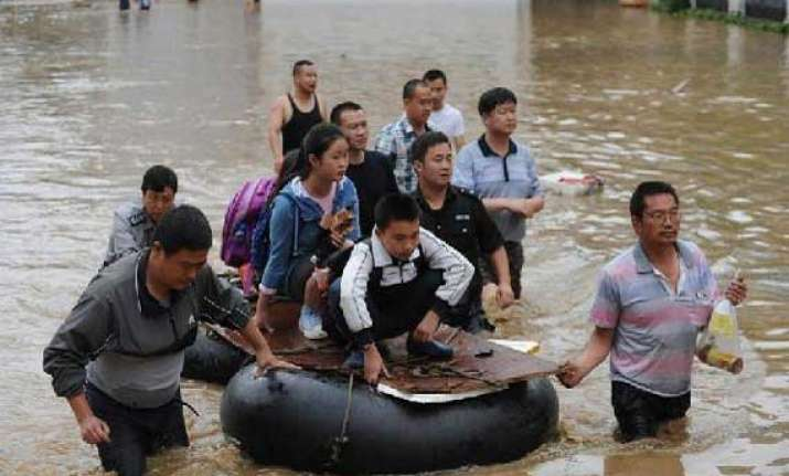 26 dead as rainstorm hits southern china