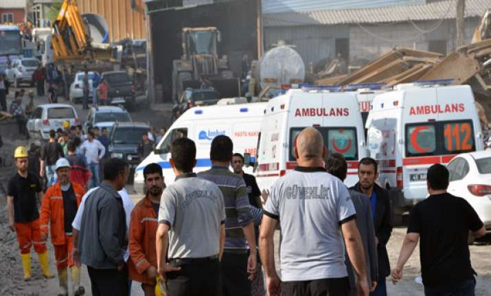 death toll in turkey mine disaster rises to 232