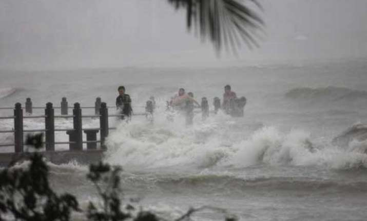 22 dead seven missing in china rainstorms