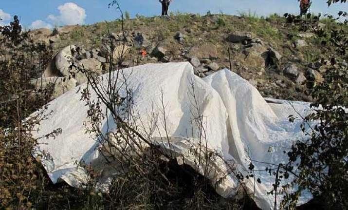 14 die in mexico plane crash