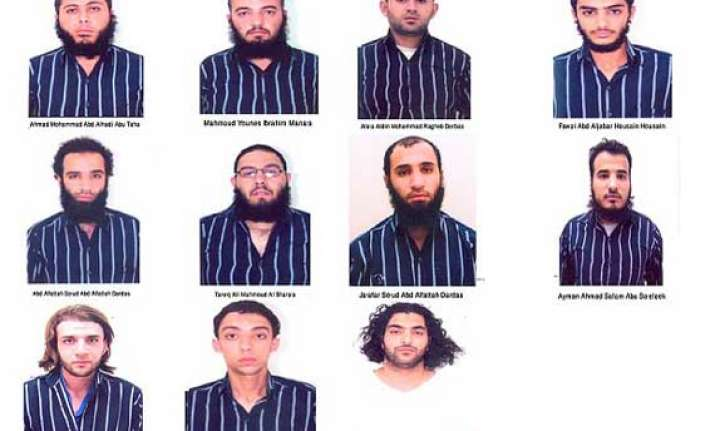 11 jailed in jordan over plans to bomb embassies