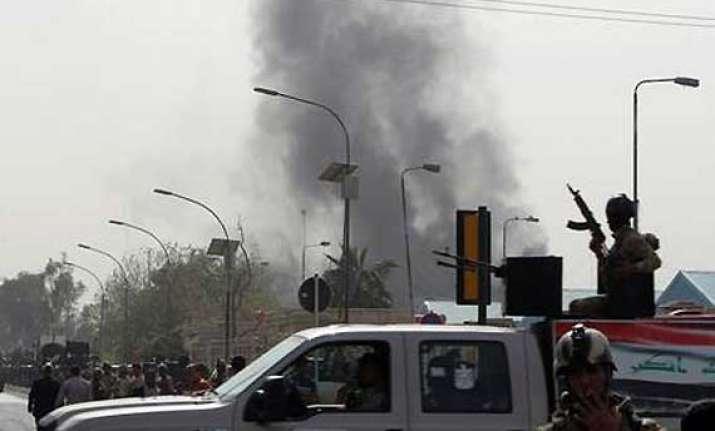 20 killed in baghdad attacks