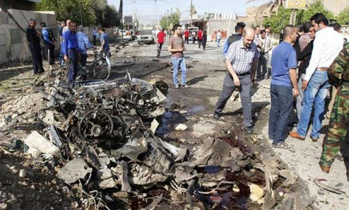 61 killed in iraq attacks