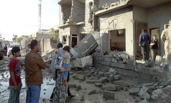 20 killed in iraq car bombings