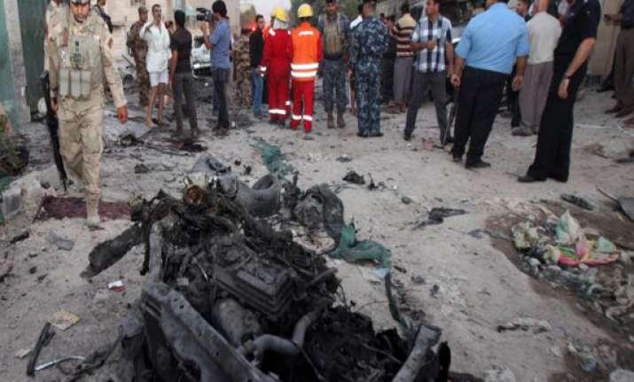 10 killed in iraq attacks