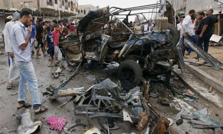 18 killed in iraq attacks