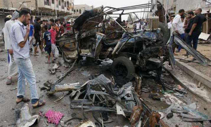 52 killed in iraq violence