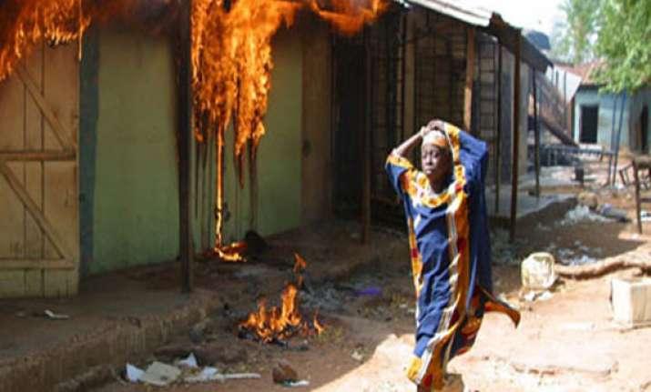 90 killed in nigeria violence