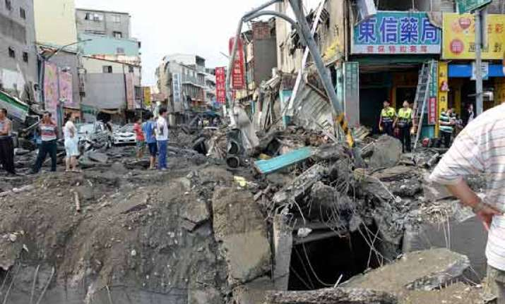 death toll in taiwan gas leak tragedy mounts to 24