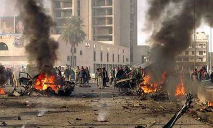 39 killed 51 wounded in iraq bombings