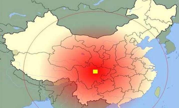 6.1 magnitude earthquake hits tibet