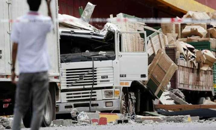 5.3 magnitude quake rattles chinese town