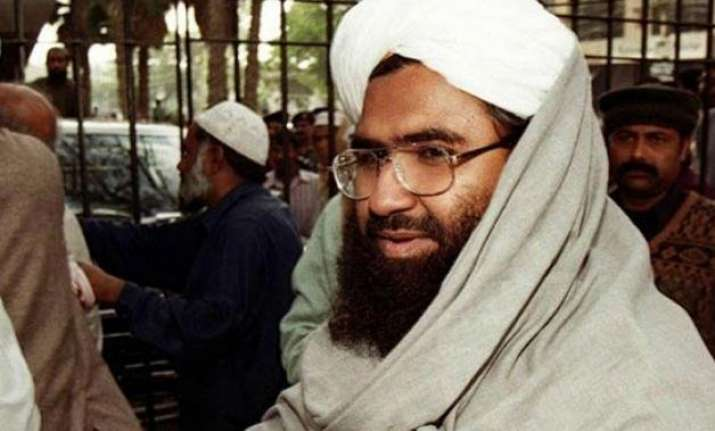 india approaches un to include masood azhar in sanctions