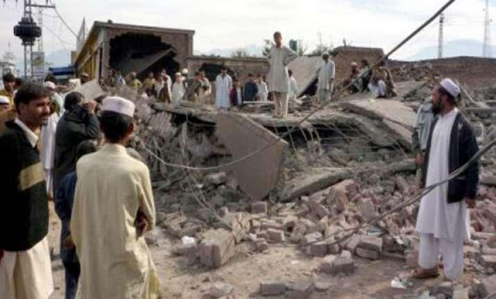 10 militants killed in pak aerial attack