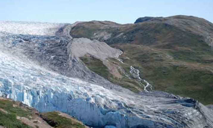 3 million year old green landscape found beneath ice sheet