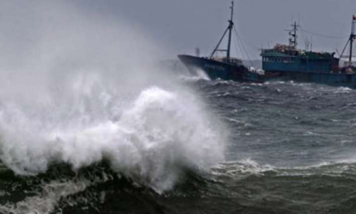 74 missing as south china sea typhoon sinks boats