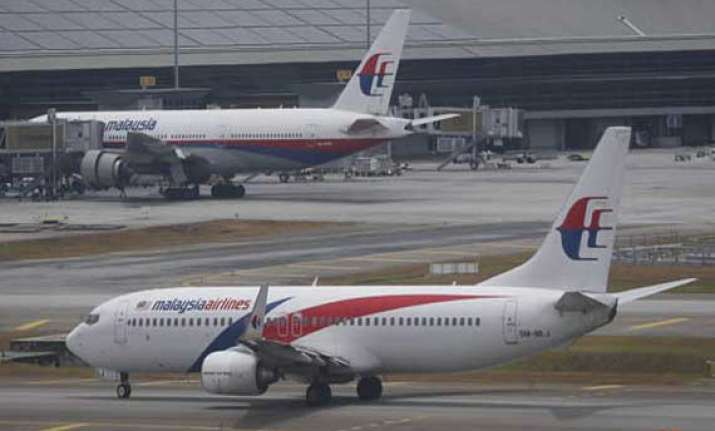 122 objects spotted in search for lost jet malaysia