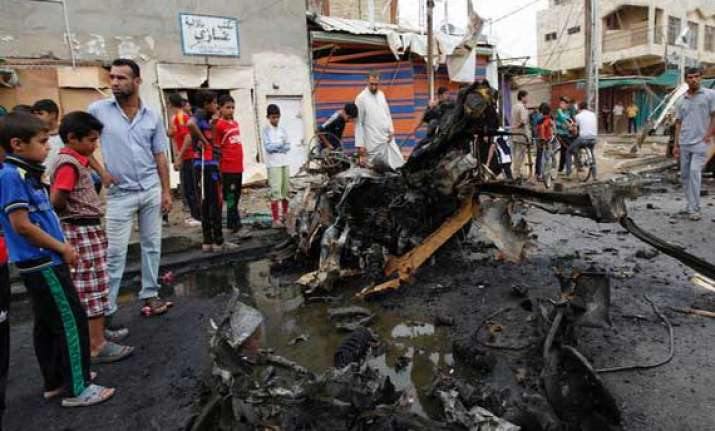 24 people killed in iraq attacks