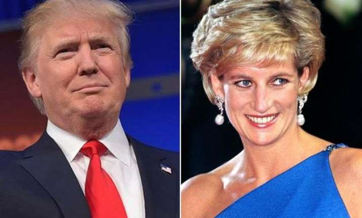 after princess diana s death donald trump claimed he could
