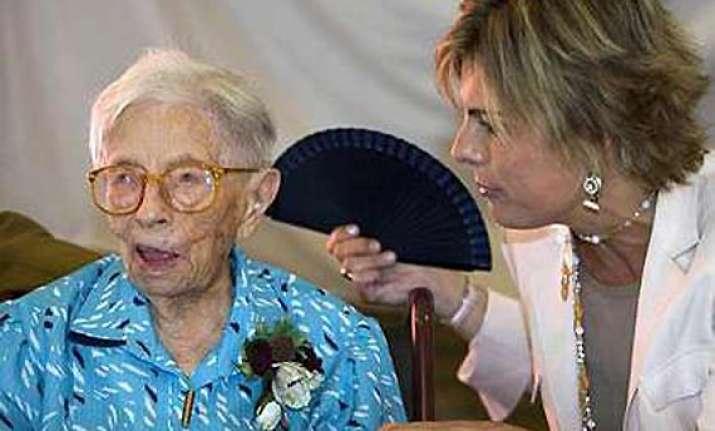 115 year old woman s blood unlocks life s secret