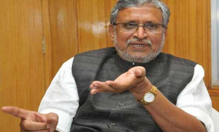 bjp has no interest to destabilise manjhi government