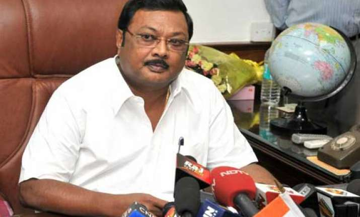 dismissed from dmk alagiri to seek legal remedy