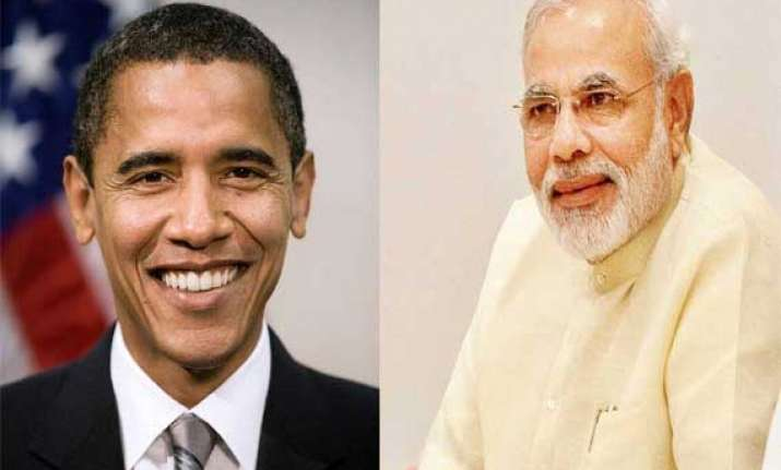 high pace indo us engagements before modi obama meet