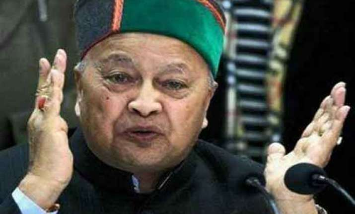 patience running out over personal attacks by bjp virbhadra