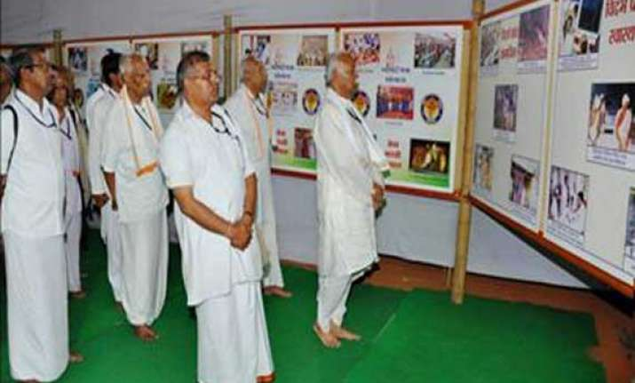 1 000 rss members to take part at annual meet in bangalore