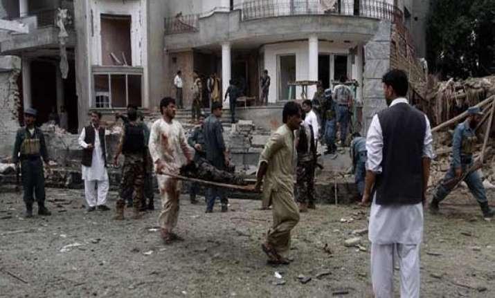 terror machine beyond afghan borders the main threat india