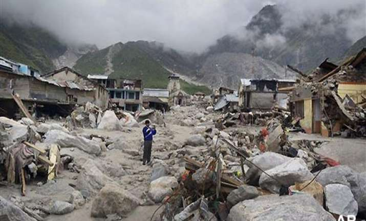 tourism for fun has resulted in destruction of kedarnath