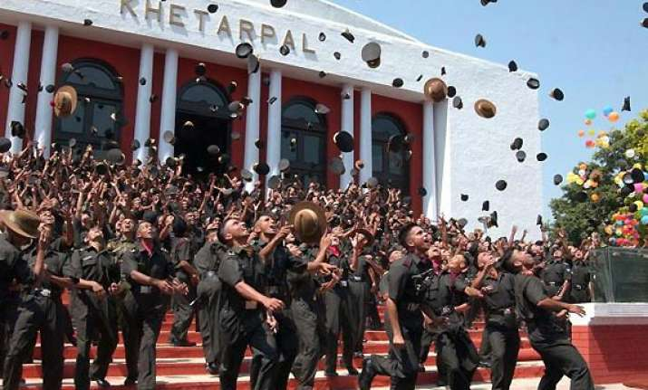 631 cadets pass out of indian military academy
