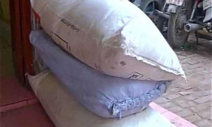145 kgs explosives found in a car in pm s lok sabha
