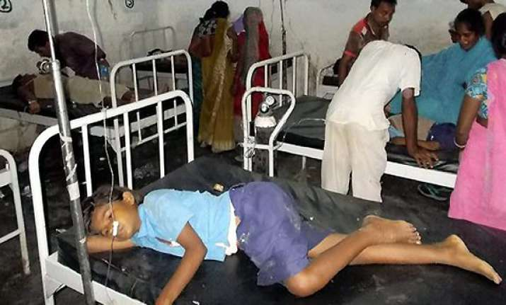 22 kids take ill in uttar pradesh after deworming dose