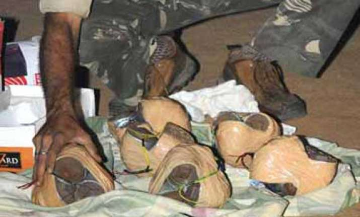 18 live bombs recovered in ranchi by nia