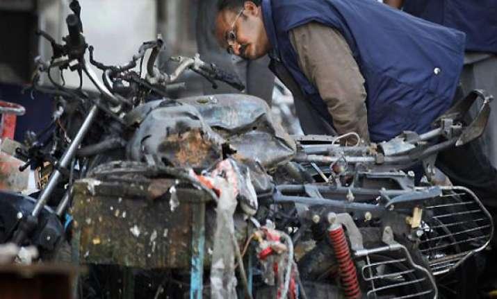 15 special teams constituted to crack hyderabad blasts case
