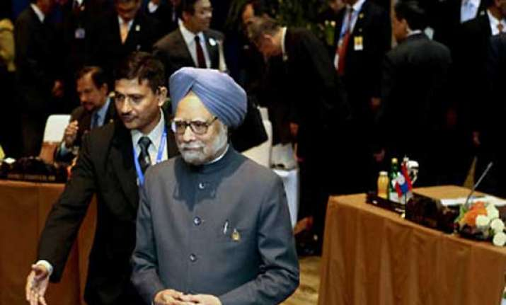 a mix of the ordinary and exotic manmohan singh s